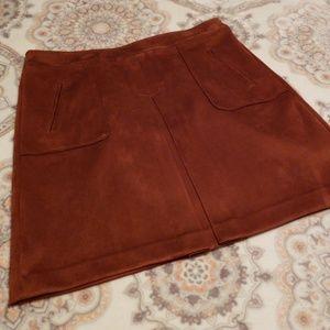NWOT LOFT Skirt 16